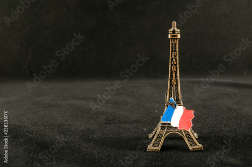 Eiffel Tower toy