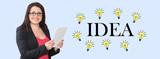 Concept of idea - 238343793
