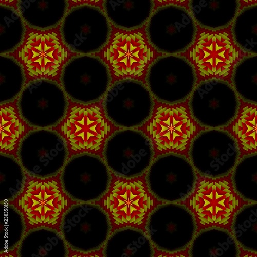 fancy abstract background - 238358150