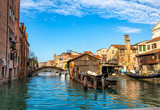Boatyard and workshop in Venice