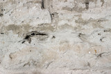 Plaster wall texture deteriorated aged old
