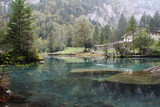 Swiss Blausee © silvio