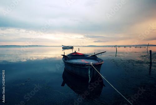 Barque de pêche Zénitude