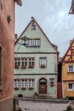 In den Gassen von Rothenburg ob der Tauber
