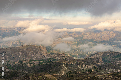 Mountains in spain - 238421102