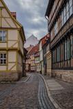 Unterwegs in der Fachwerkstadt Quedlinburg