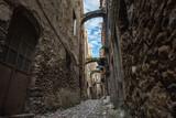 Italian city ghost Bussana Vecchia