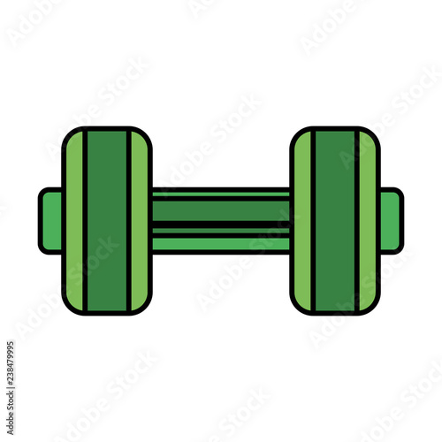 weight lifting dumbbell sport fitness