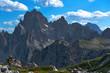 Quadro Dolomites, Italy