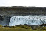 Dettifoss - waterfall in Vatnajökull National Park in northeast Iceland