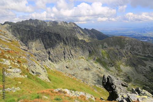 Rock in Hight Tatras, Slovakia