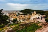 Odeo di Erode Attico - Acropoli - Atene