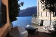 Quadro Lago di Lecco, italia