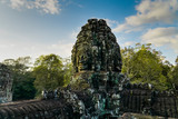 Cambodia, photo of an ancient temple.