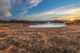 geothermal landscape on Icelandic lands - 238617939