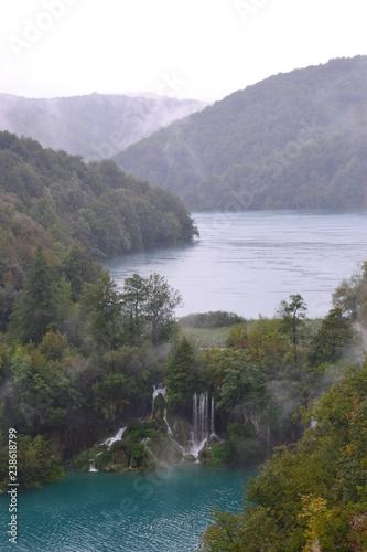 Plitvice lakes national Park - 238618799