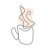 Coffe cup symbol