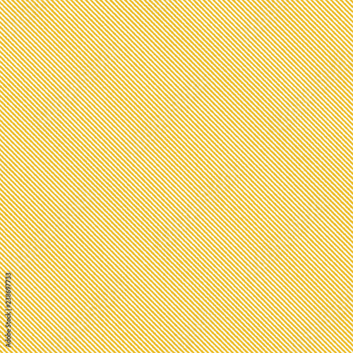 Abstract wallpaper with diagonal golden and white strips. Seamless colored background. Geometric pattern - 238697733