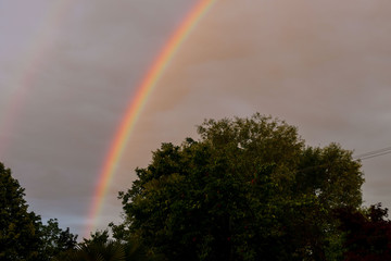 The Rainbow after the storm © underworld