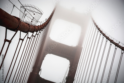 Golden Gate fantasma