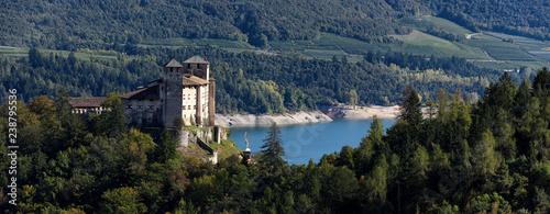 Trentino paesaggio verde - 238795536