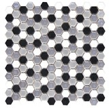 Confetti Gelido Hexagon Tile