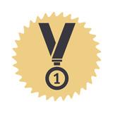 number one medal - 238912950