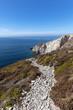 le Cap de la Chèvre sur la Presqu'île de Crozon (Finistère, France)