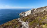 le Cap de la Chèvre sur la Presqu'île de Crozon (Finistère, France) © Thomas Pajot