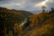 Koksa river
