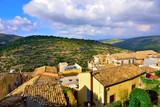panorama of Ragusa Sicily Italy © maudanros