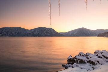 Alpine lake © olegivastov