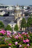 Ville de Laval, département de la Mayenne, France