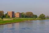 Beautiful wide landscape around Arnhem, Netherlands - 239063117