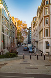 London queens street and skinners lane in city © promicrostockraw