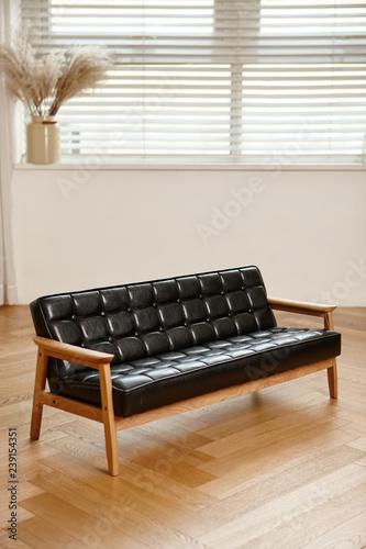 A Homemade Sofa