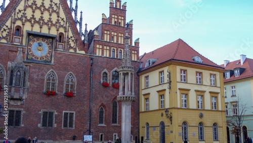 obraz lub plakat Wroclaw - a city of gnomes, Poland