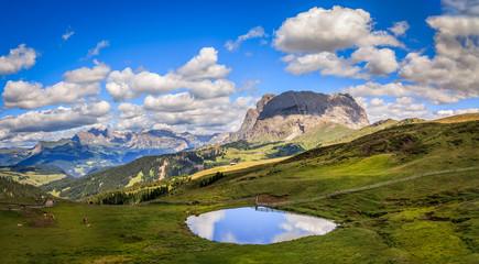 Alp de Suisi - Bergsee © Sascha