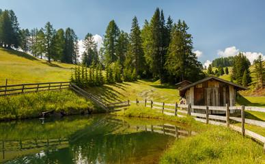 Berghütte © Sascha