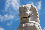 Löwe aus Marmor