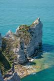 les Falaises d'Etretat, Normandie © daumy