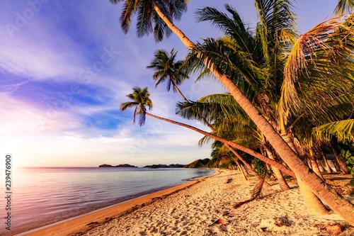 Natural Beach of Ocam Ocam