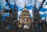 Fototapeta Londyn - st pauls cathedral © Aou