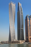 Cayan Tower and Damac Residenze