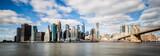 Skyline New York City Downtown
