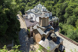 Medieval Orthodox Monastery St. Joachim of Osogovo, Kriva Palanka region, Republic of Macedonia
