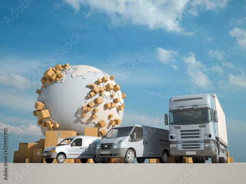 Road transportation - 239845905