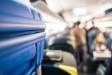 bagage dans le train
