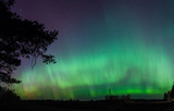 panorama of northernlights © kristian192