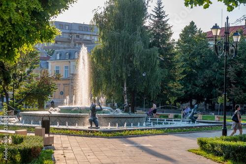 Ruse - town in Bulgaria near the Romania